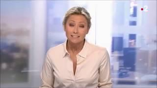 Figeac au Journal National France 2 à 20H00 20190509